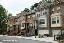 East Cobb and Marietta Georgia Townhomes and Condominiums