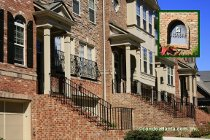Sandy Springs Georgia Townhomes, Condominiums and Lofts