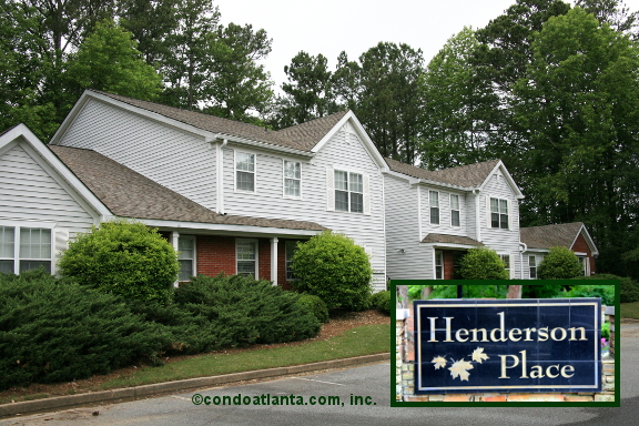 Henderson Place in Alpharetta Georgia