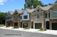 Brookhaven Parc Townhomes in Brookhaven Georgia