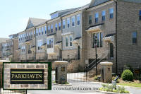 Parkhaven Townhomes in Brookhaven GA