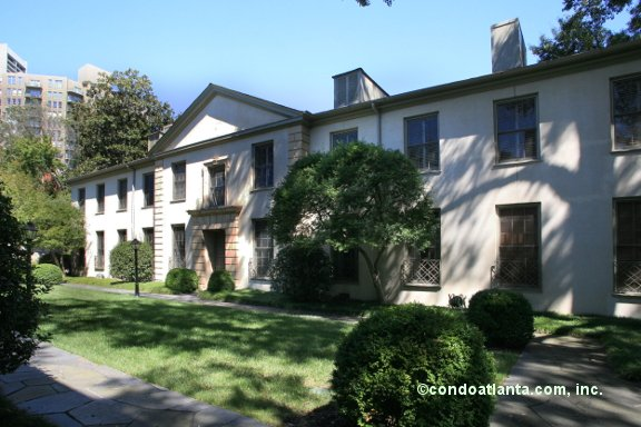 31 Muscogee Condominium Homes in Buckhead Atlanta Georgia