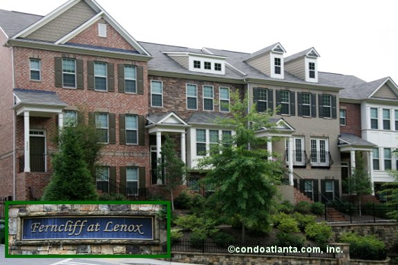 Ferncliff at Lenox Townhomes