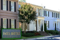 Paces Battle Townhomes in Buckhead Atlanta Georgia