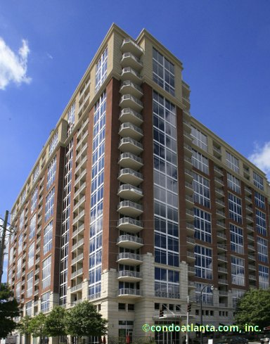 The Brookwood High Rise Condos in Buckhead Atlanta Georgia