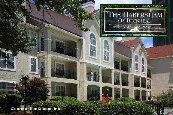 Habersham of Buckhead Condominiums in Buckhead Atlanta Georgia