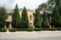3113 Lenox Townhomes in Buckhead Atlanta Georgia