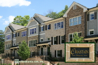 Chastain Preserve Townhomes in Buckhead Atlanta Georgia