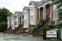 Heatherbrooke Townhomes in Buckhead Lenox Atlanta Georgia