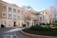Regents Park Townhomes in Buckhead Atlanta Georgia