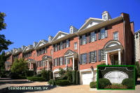 Rumson Court Townhomes in Buckhead Atlanta Georgia