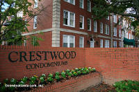 The Crestwood Condominiums in Buckhead Atlanta Georgia