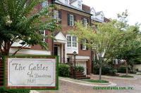 The Gables on Peachtree Townhomes in Buckhead Lenox Atlanta Georgia