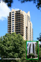 The Grandview High Rise Condos in Buckhead Atlanta Georgia