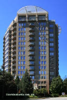 The Peachtree Residences High Rise Condos in Buckhead Atlanta Georgia