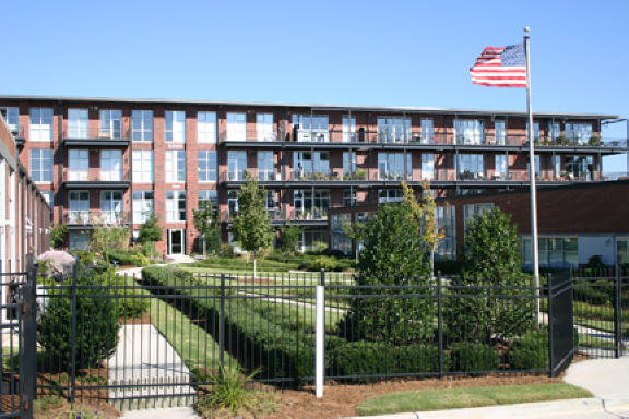 Peachtree Malone Lofts in Chamblee Georgia