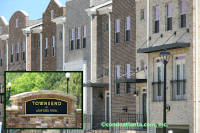 Townsend at Ashford Park Townhomes For Sale in Chamblee GA