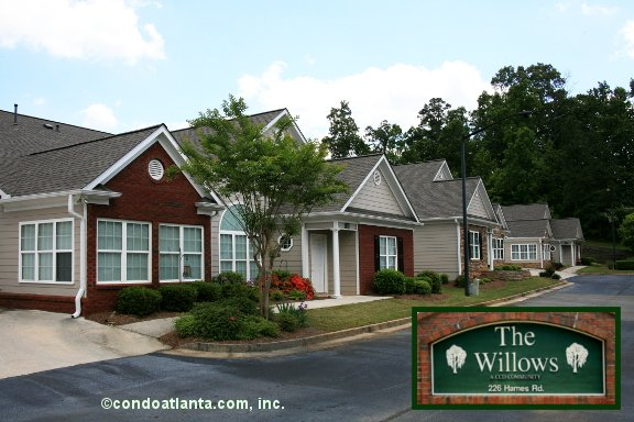 The Willows Ranch Condos in Woodstock Georgia
