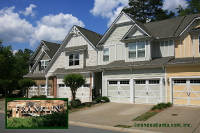 Franklin Park at River Green Townhomes in Canton Georgia