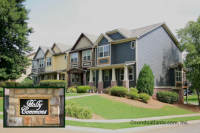 Holly Commons Townhomes in Canton GA