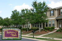 Lantern Walk Townhomes in Ball Ground Georgia