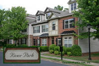 The Ridge at River Park Townhomes in Woodstock Georgia