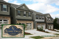 Stonegate at Stoney Creek Townhomes in Woodstock Georgia
