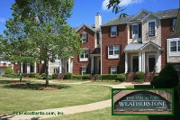 The Village at Weatherstone Townhomes in Woodstock Georgia