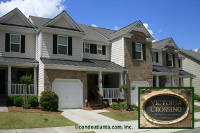 Victoria Crossing Townhomes in Woodstock Georgia