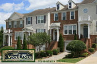 Woodlands Views Townhomes in Woodstock Georgia
