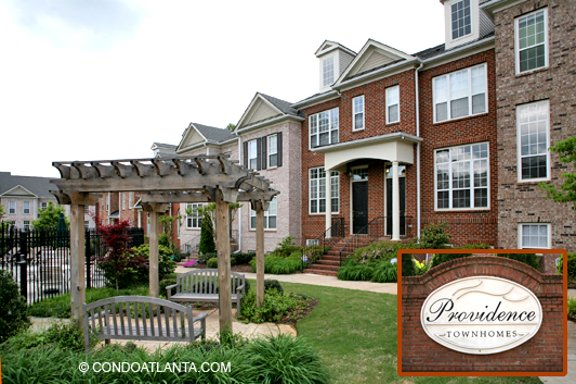Providence Townhomes in Decatur Georgia