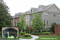 Bristol at Briarcliff Townhomes in Atlanta Georgia