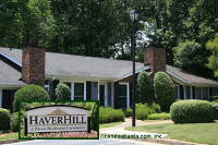 Haverhill Townhomes in Atlanta Georgia