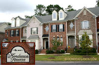 Henderson Reserve Townhomes in Atlanta Georgia