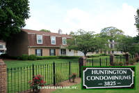 Huntington Condominiums in Tucker Georgia