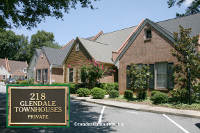 218 Glendale Townhouses in Decatur Georgia