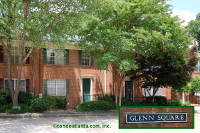 Glenn Square Townhomes in Decatur Georgia