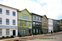 The Swift Townhomes in Grant Park Atlanta Georgia