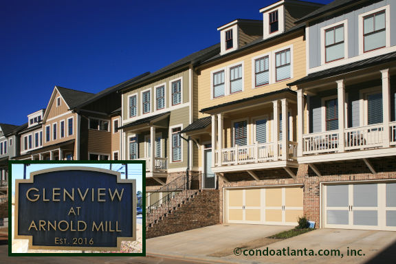 Glenview at Arnold Mill Townhomes
