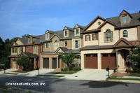 Arlington Pointe Townhomes in Johns Creek Georgia