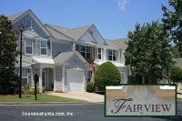 Fairview Townhomes in Milton Georgia