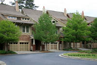 Johns Creek Walk Townhomes in Johns Creek Georgia