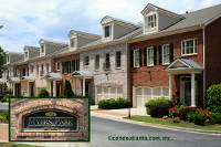 Myers Park Townhomes in Johns Creek Georgia