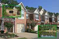 Newhaven Townhomes in Johns Creek Georgia