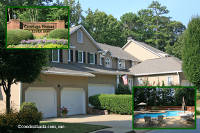 River Farm Carriage Homes and Townhomes in Johns Creek Georgia