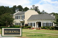 River Knoll Townhomes in Johns Creek Georgia
