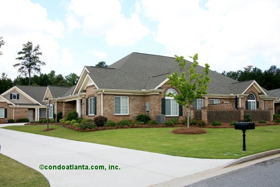 Arbor Green Ranch Condos in Kennesaw Georgia