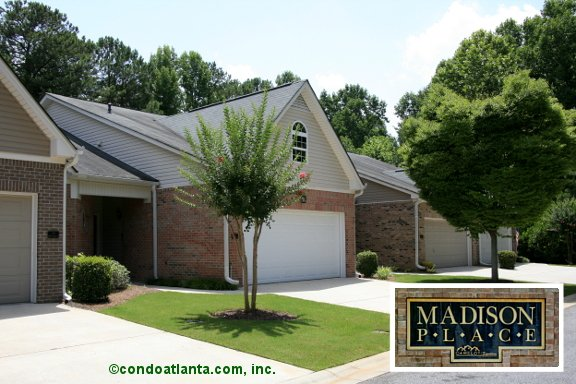 Madison Place Townhomes in Acworth Georgia