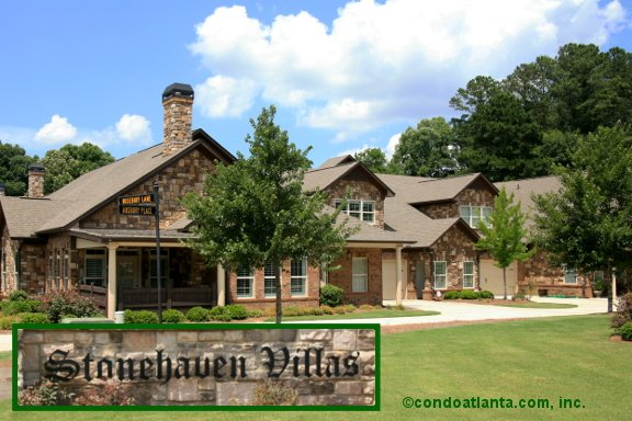 Stonehaven Villas Ranch Condos in Acworth Georgia