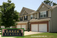 Baker Station Townhomes in Acworth Georgia